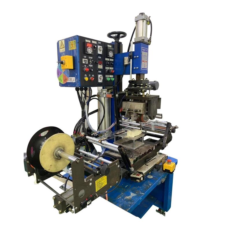 Automatic heat transfer machine
